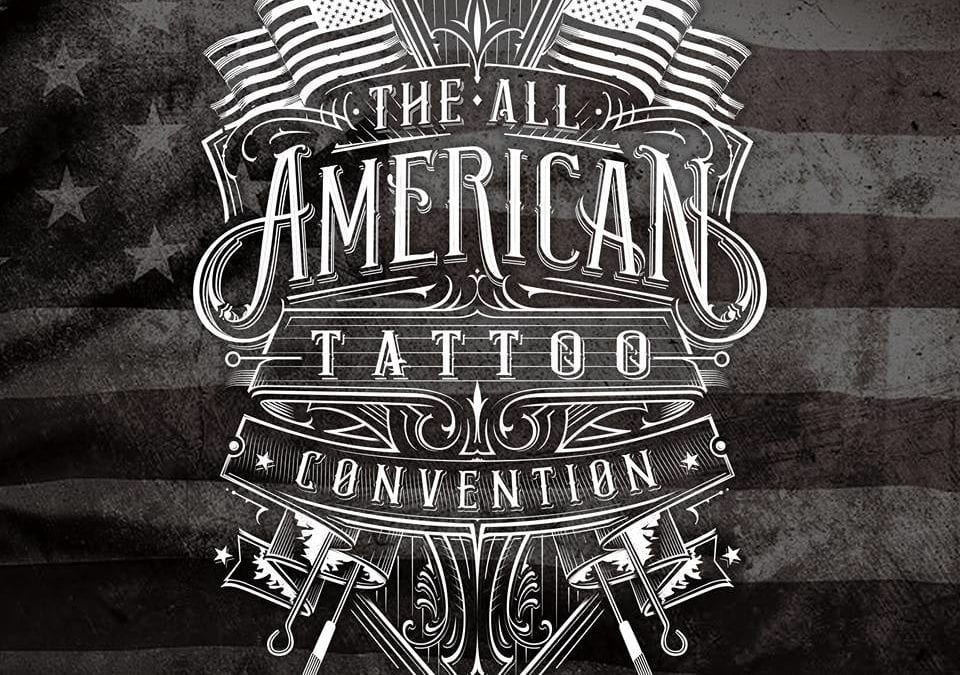 All American Tattoo Convention 2017