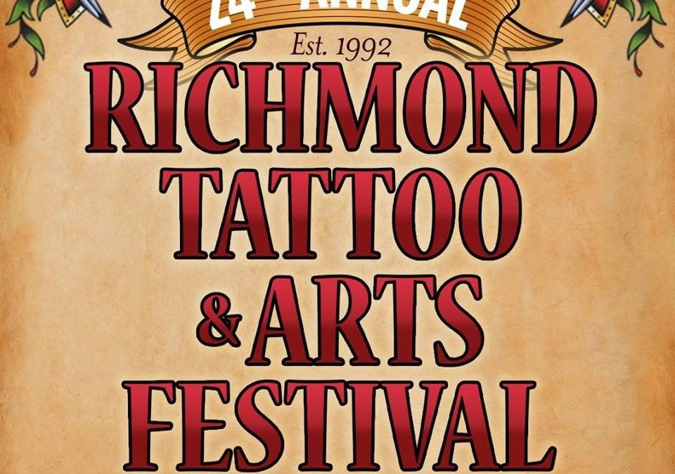 Richmond Tattoo and Arts Festival